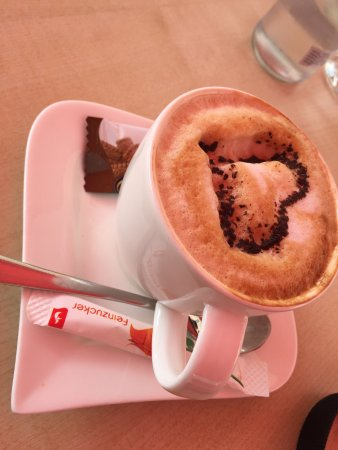 Ballenstedt, Germany: Eiscafé Cuore di panna