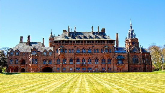 Tunstall, UK: Mount Stuart House on the Isle of Bute