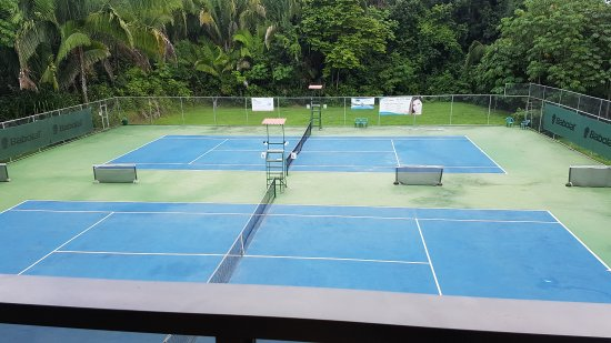Кепос, Коста-Рика: Tennis Club Quepos