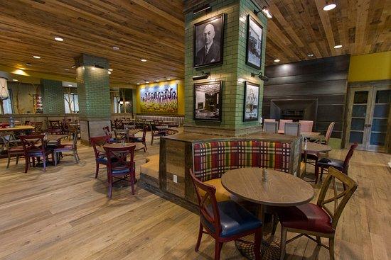 Stevens Point, WI: PJ's Restaurant