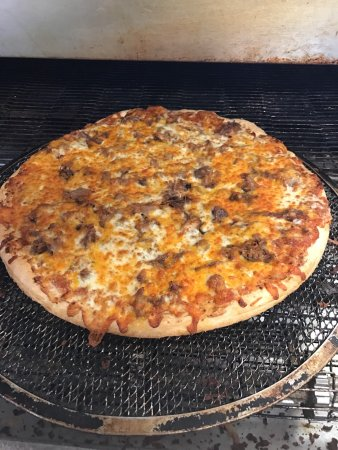 Bridgeville, PA: Country Style Pizza