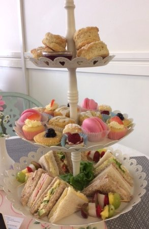 Cwmbran, UK: Summer Afternoon Tea-  booking essential