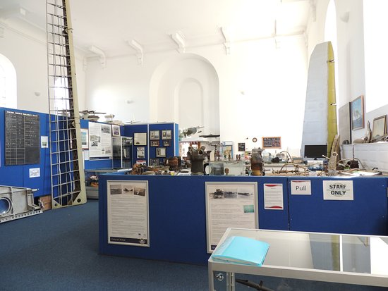 Pembroke Dock Heritage Centre: well laid out