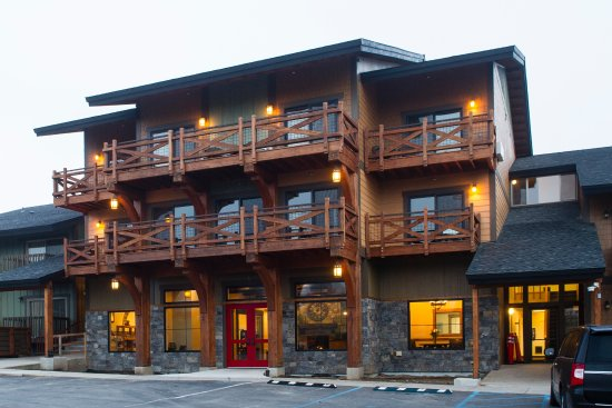 Blanchard, ID: The Lodge at Stoneridge - Registration Office on main floor