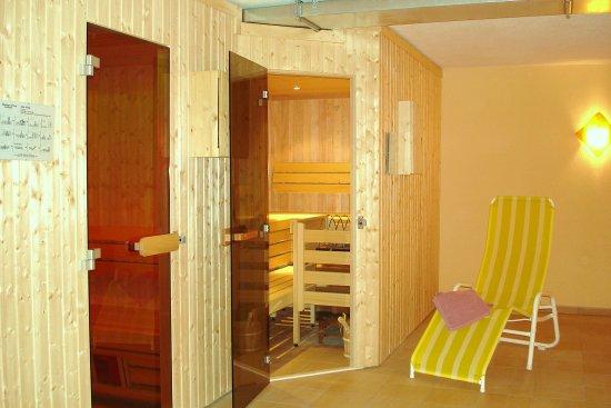 Kappl, Österreich: Sauna, Relaxation room
