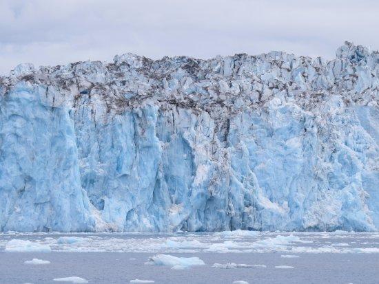 Valdez, AK : Part of the beautiful Glacier you see on Stan Stephens Glacier Cruie