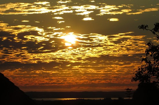 Lake Chiemsee: Sonnenaufgang am Chiemsee