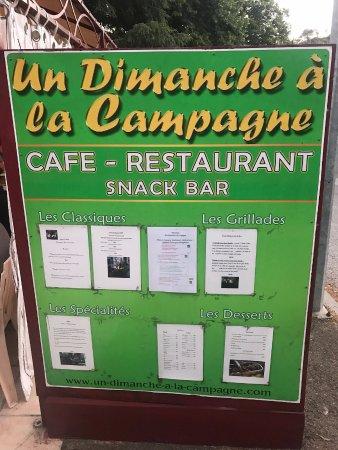 Florac, France: Signe
