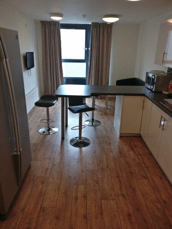 CityLiveIn London Wembley: Kitchen