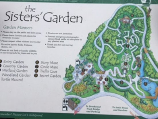 Westerville, OH: Sisters' Garden