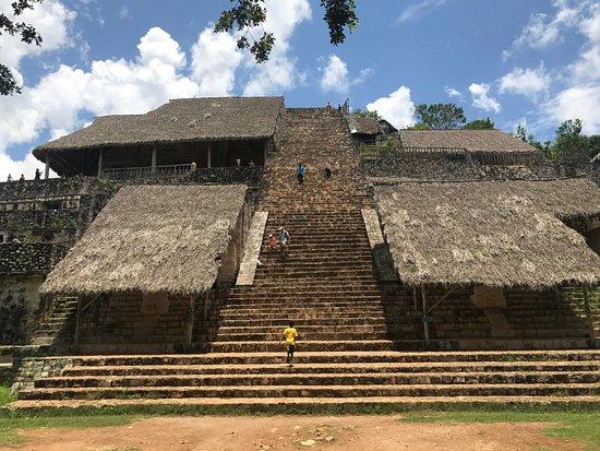 Ek Balam Cenote: Zona arqueológica Ek Balam