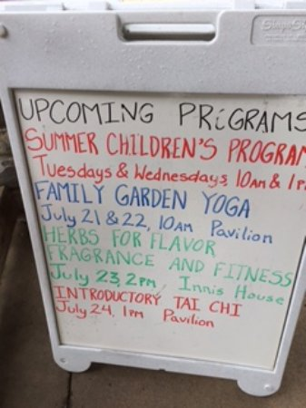 Westerville, OH: upcoming programs