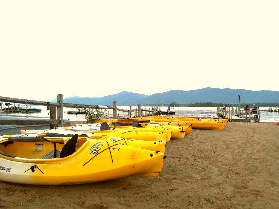 Golden Sands Resort on Lake George: 20170720_215350_large.jpg