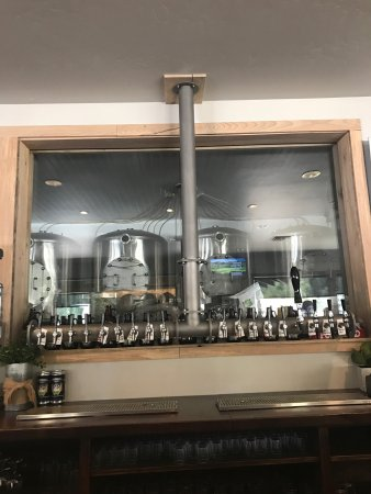 Placerville, Califórnia: Jack Russell Brewery Downtown