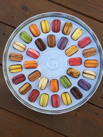Point G : Composez votre propre assortiment de 33 macarons