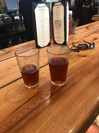Placerville, Καλιφόρνια: Jack Russell Brewery Downtown
