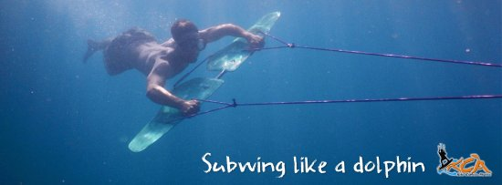Fuseta, Portugal: We've got something new: the subwing! Come check it out!