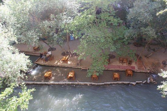 Tohma Canyon: kafeson
