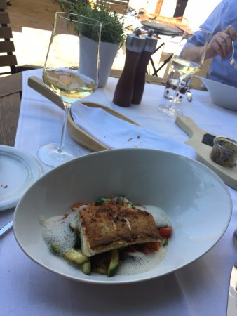 Senftenberg, Autriche : great fish