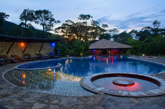 Potret Rio Celeste Hideaway Hotel