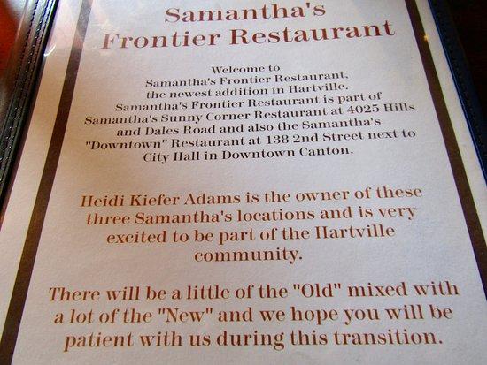 Hartville, OH: History