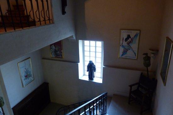 Floure, Γαλλία: Escalier