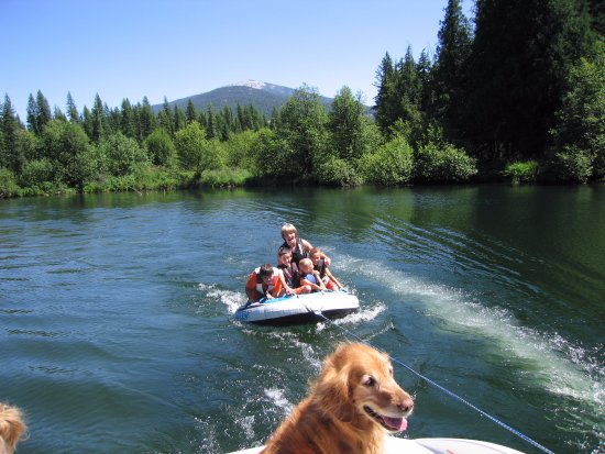 Priest Lake, ID: Upper Lake Trip
