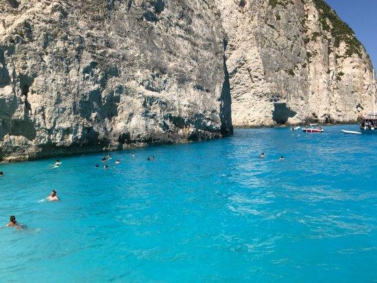 Agios Nikolaos, Grekland: Blue Caves