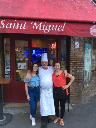 Ivry-sur-Seine, Francia: Super mad og super betjening. Love from Denmark. 🇩🇰👍Lasse