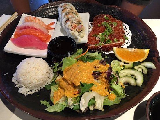 Cerritos, Californië: 3樣組合餐