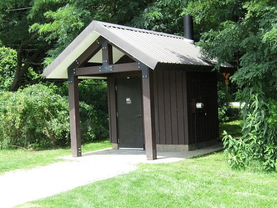 Peninsula, OH: Restroom