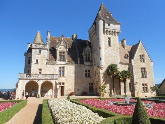 Chateau des Milandes: un petit joyau sur la Dordogne : Milandes