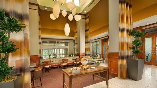 Hilton Garden Inn Atlanta NW / Kennesaw Town Center : Hotel Lobby