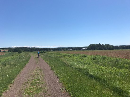 Stratford, Kanada: Confederation Trail near Kensington