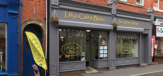 Liffy's Cafe & Bistro gets a facelift