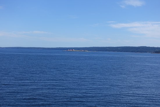 Sidney, Canadá: Thirty minutes out from Vancouver Island