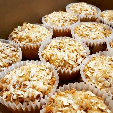 Gluten Free Galaxy Cupcakes