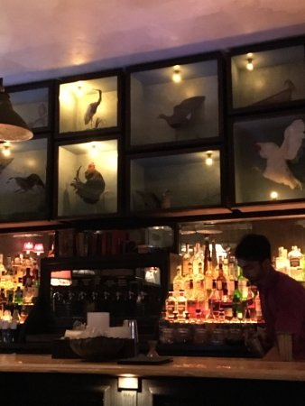Enmore, Australia: The cocktail bar