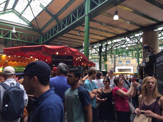 Borough Market: Market place