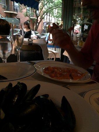 Porto-bello Restaurant: Starters