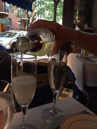 Porto-bello Restaurant: Prosecco
