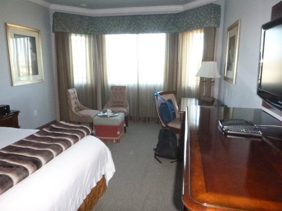 Villa Montes Hotel, an Ascend Collection Hotel: Very nice king room