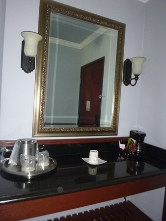 Villa Montes Hotel, an Ascend Collection Hotel: Coffee maker