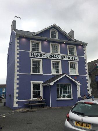 Aberaeron, UK: Harbourmaster