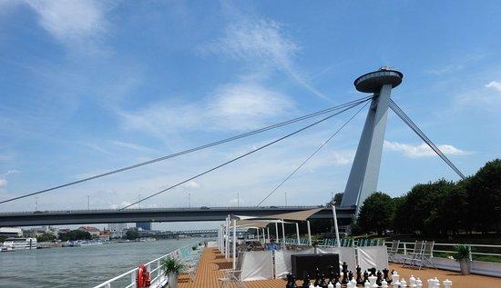 New Bridge (Novy Most): Tabuleiro