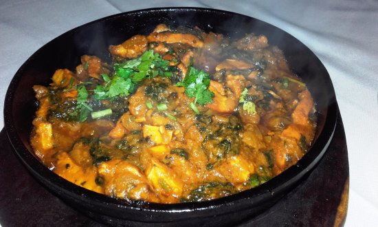 Abergavenny, UK: Delicious Bangla Nawabi Special - Sundarbon (20/Jul/17).