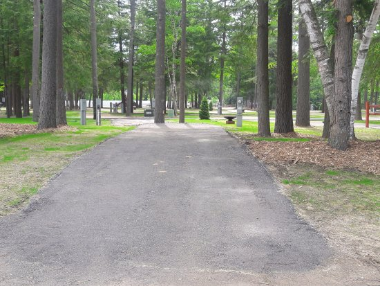 Old Orchard Beach Campground : RV Site