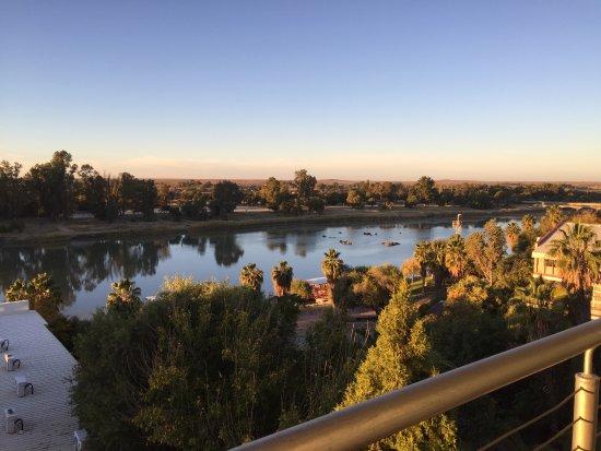 Upington, Sudáfrica: River view