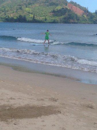 Hawaiian Surfing Adventures: photo0.jpg