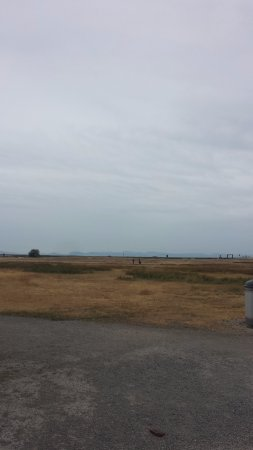 Garry Point Park : Garry Point on a cloudy day.